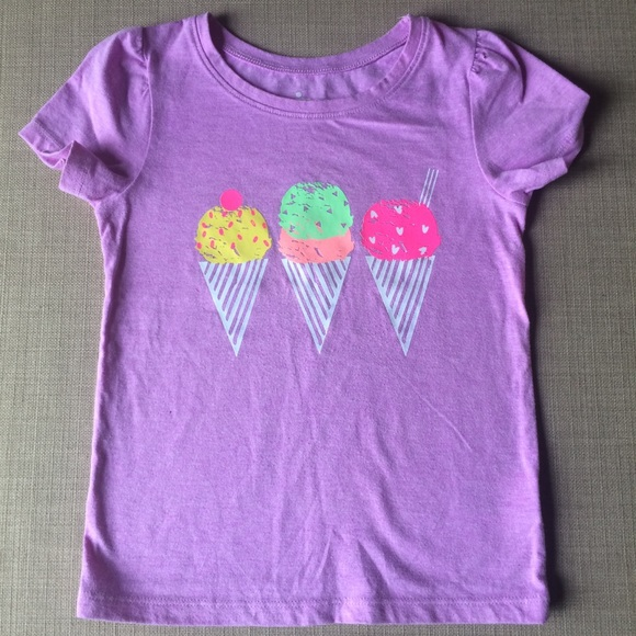 8d59b1b664dc2b Circo Other - Circo short sleeve tee. Ice cream. Lavender